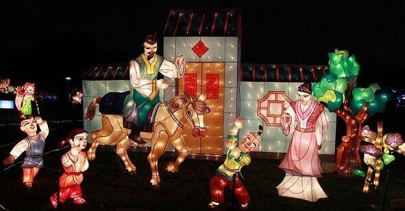 Lễ hội đèn lồng khổng lồ lần đầu tiên tại Việt Nam sẽ kéo dài 51 ngày