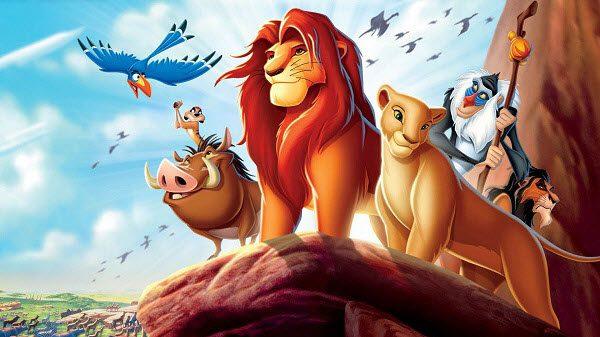 Học tiếng Anh qua phim hoạt hình cùng bộ phim Lion King - Vua sư tử