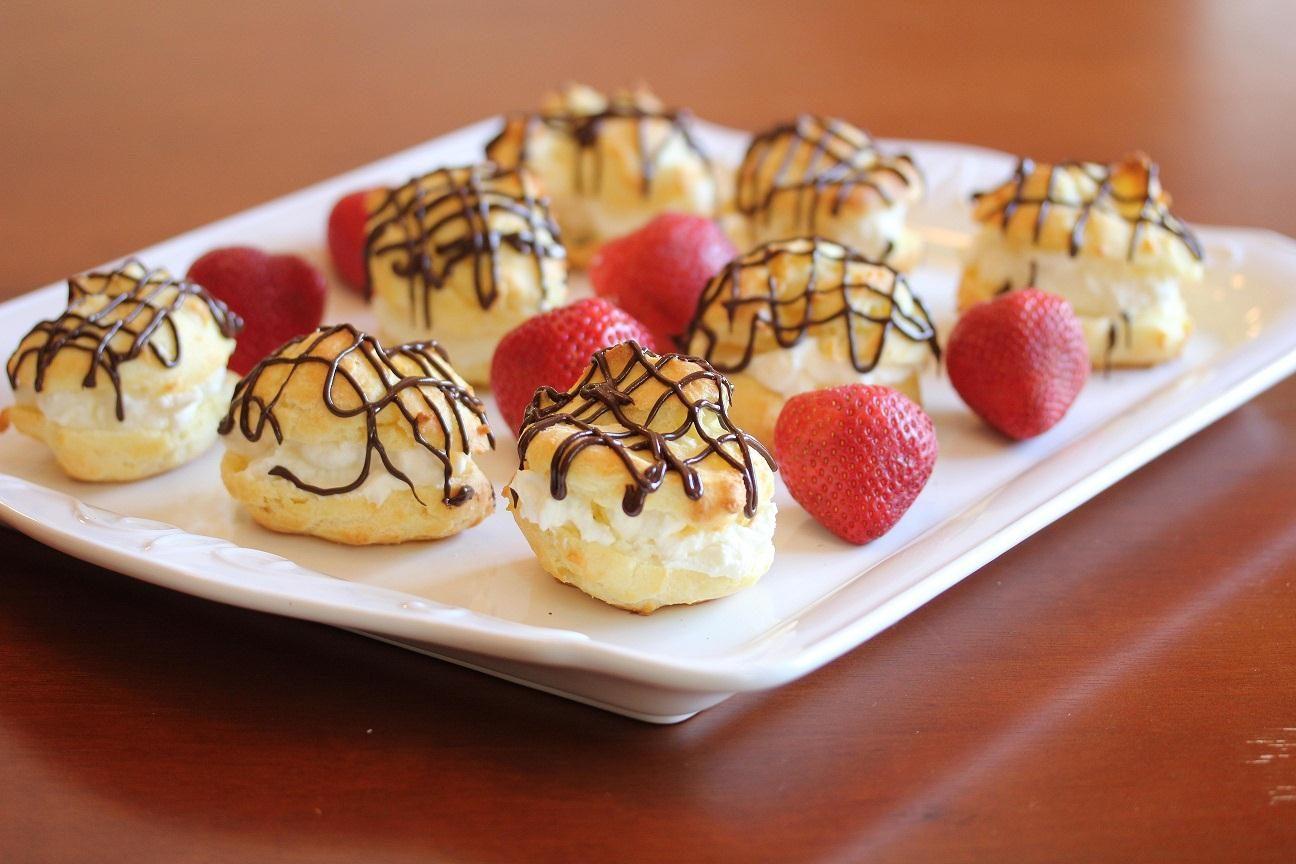 Ngoại khóa tháng 5 - Su kem ngọt ngào